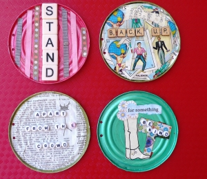 tin can lid book